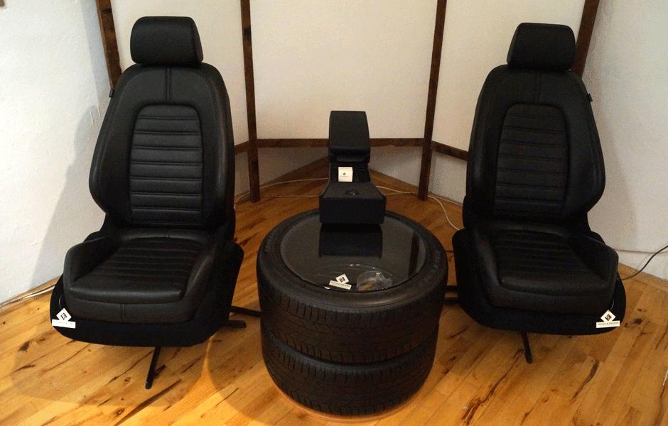 Holzgetriebe aus autos wird wohnen wohnzimmertisch for Wohnzimmertisch 2015