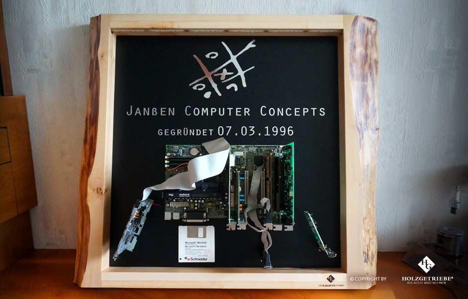 RAHMEN COMPUTERTEILE